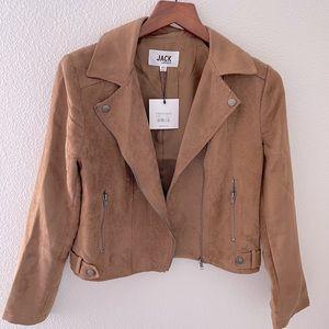 JACK by BB DAKOTA faux suede jacket